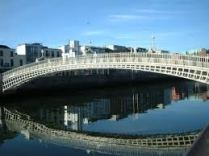 Happeny Bridge Dublin 1816